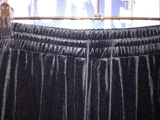 pantalon terciopelo