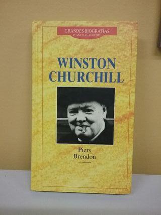 libro biografía Winston churchil