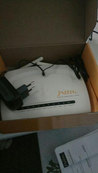 roter wifi jazztel