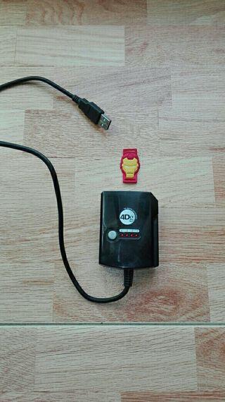 Adaptador mandos ps1,ps2 a ps3,pc.