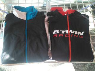 chaquetas ciclismo