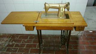 Maquina coser vintage SINGER