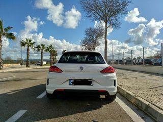 Volkswagen Scirocco diciembre 2016