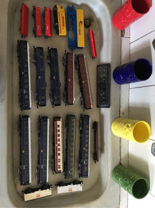 Maquetas de Tren HO