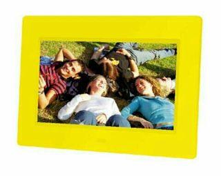 marco digital Braun sin abrir amarillo