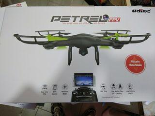 Dron petrel U42w