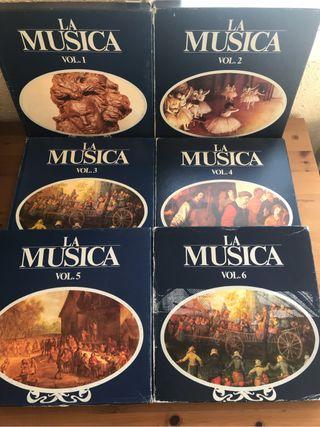 LP vinilo música clásica Beethoven Wagner Mozart