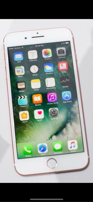 iPhone 7 Plus 256GB Red Edit.