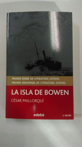 Libro, La isla de Bowen.