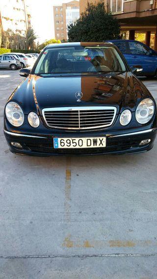 Mercedes-Benz Clase E unico propietario