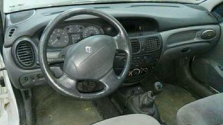 Renault Megane 1600 16v gasolina año 2000