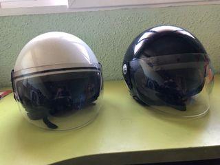 Dos cascos ls2 de verano 40€