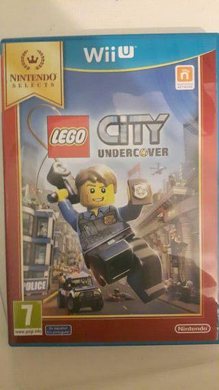 Juego de Lego City para Wii U