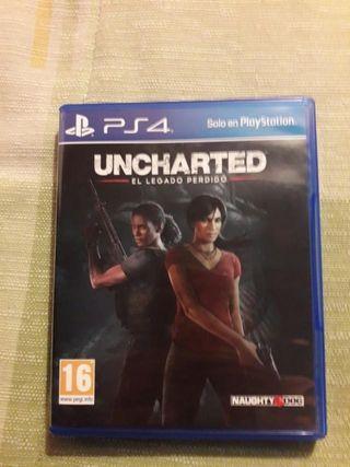 Uncharted 5 El legado perdido