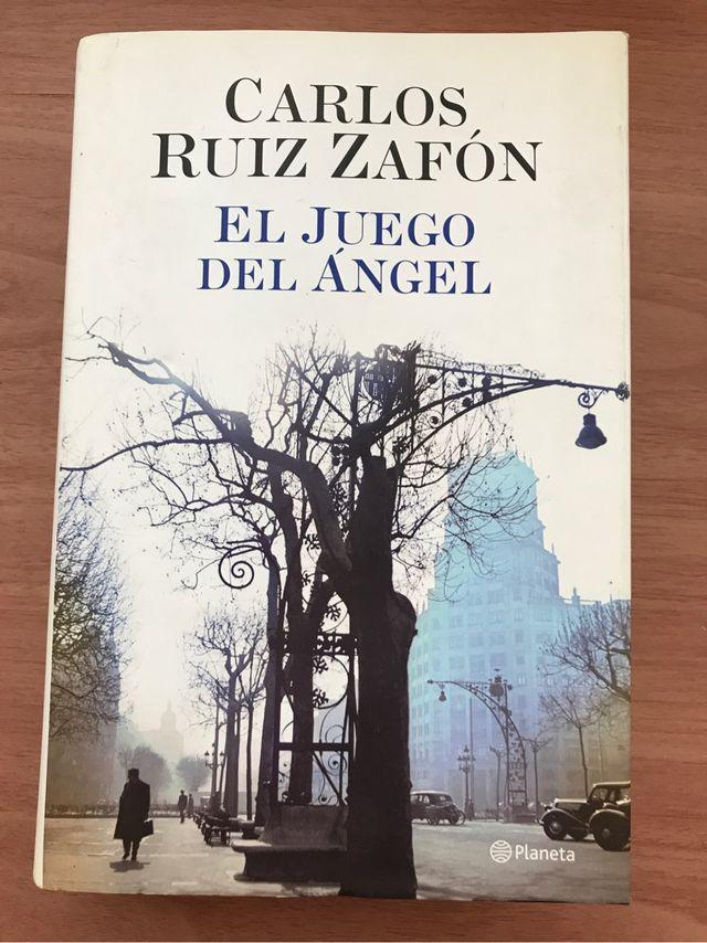 Libro El juego del angel