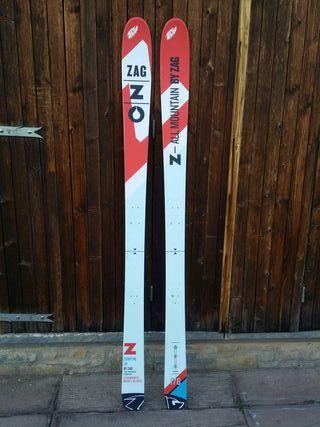 Esquís Zag Z 176cm