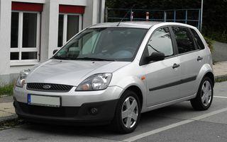 Motor Faro Derecho Ford Fiesta V