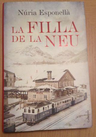 LA FILLA DE LA NEU de Nuria Esponellà