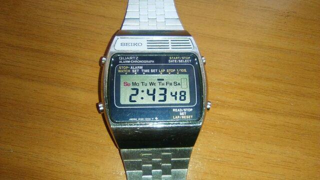 más fotos 7cdbd 79f87 Reloj Seiko vintage de segunda mano por 135 € en Málaga en ...