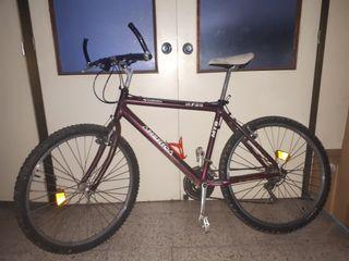 Bicicleta mtb fabricada por BH
