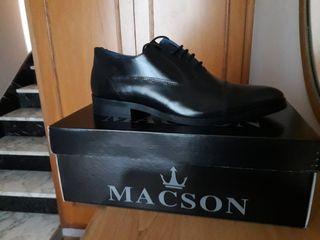 Mano Hombre Cardedeu Marca En De Segunda 60 Por € Zapatos Macson 8XZnwNPk0O