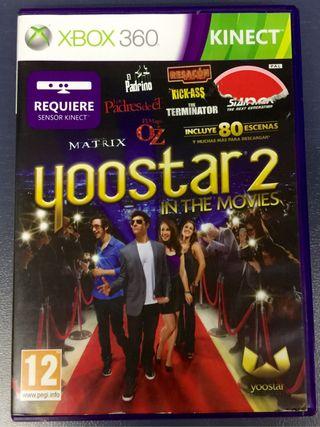 Juego Yoostar 2 xbox 360
