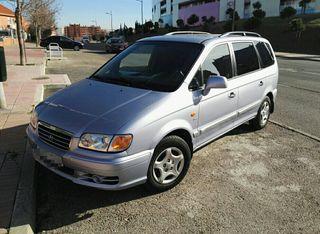 Hyundai Trajet 2003 crdi/7plazas
