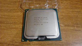 procesador intel core 2 duo e8500