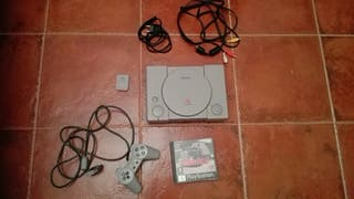 Play Station 1 completa
