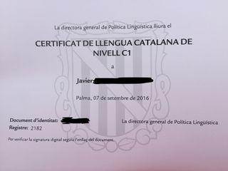 Clases de repaso de catalán y castellano