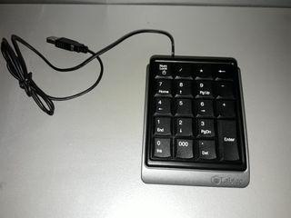 teclado numerico Labtec