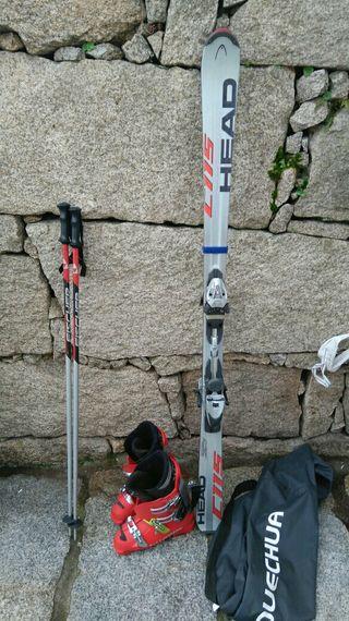 Equipacion de esqui