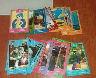 Cambio cartas Disney Pixar Hipercor