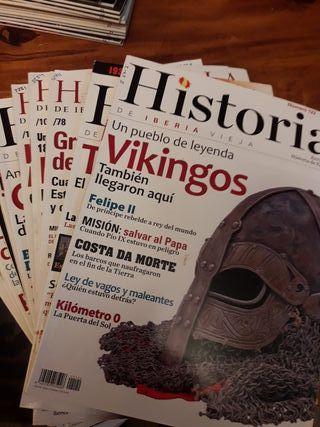Revistas Historia