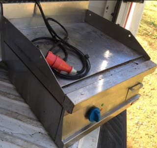 Plancha industrial de cocina de segunda mano por 75 en palma de mallorca en wallapop - Planchas de cocina industriales de segunda mano ...
