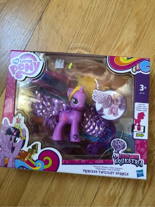 Juguete mi pequeño pony