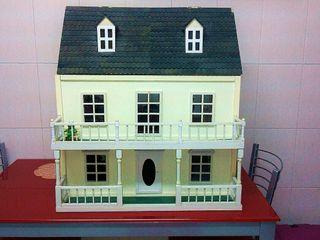 Casa de muñecas veneciana