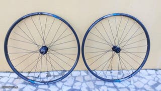 ruedas bontraguer mustang elite tlr 29