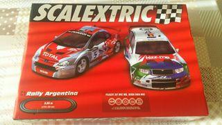 Scalextric C1 rally argentina