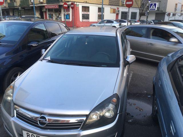 Opel Astra 2009 motor ecoflex diésel supereconomic
