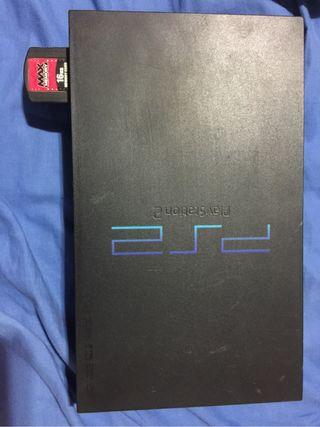 PlayStation 2 con mandos