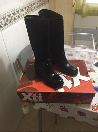 Botas negras de mujer Xti
