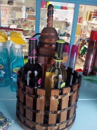 botellero artesanal