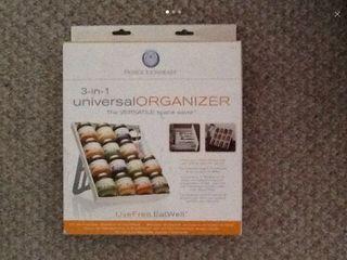 Universal Food Organiser BNIB