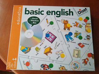 juego basic english