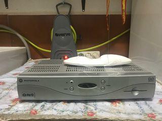 Descodificador tv motorola