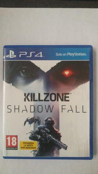 juego ps4, KILLZONE