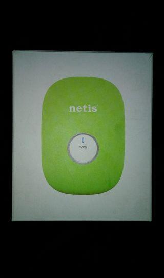 Netis 300Mbps Wireless N Range Extandar