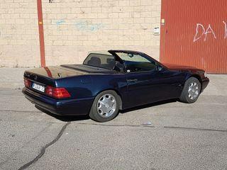 Mercedes-Benz SL 600 1997