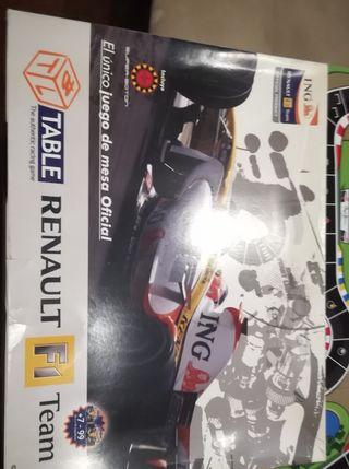 Juego de mesa Renault ultimate F1 team